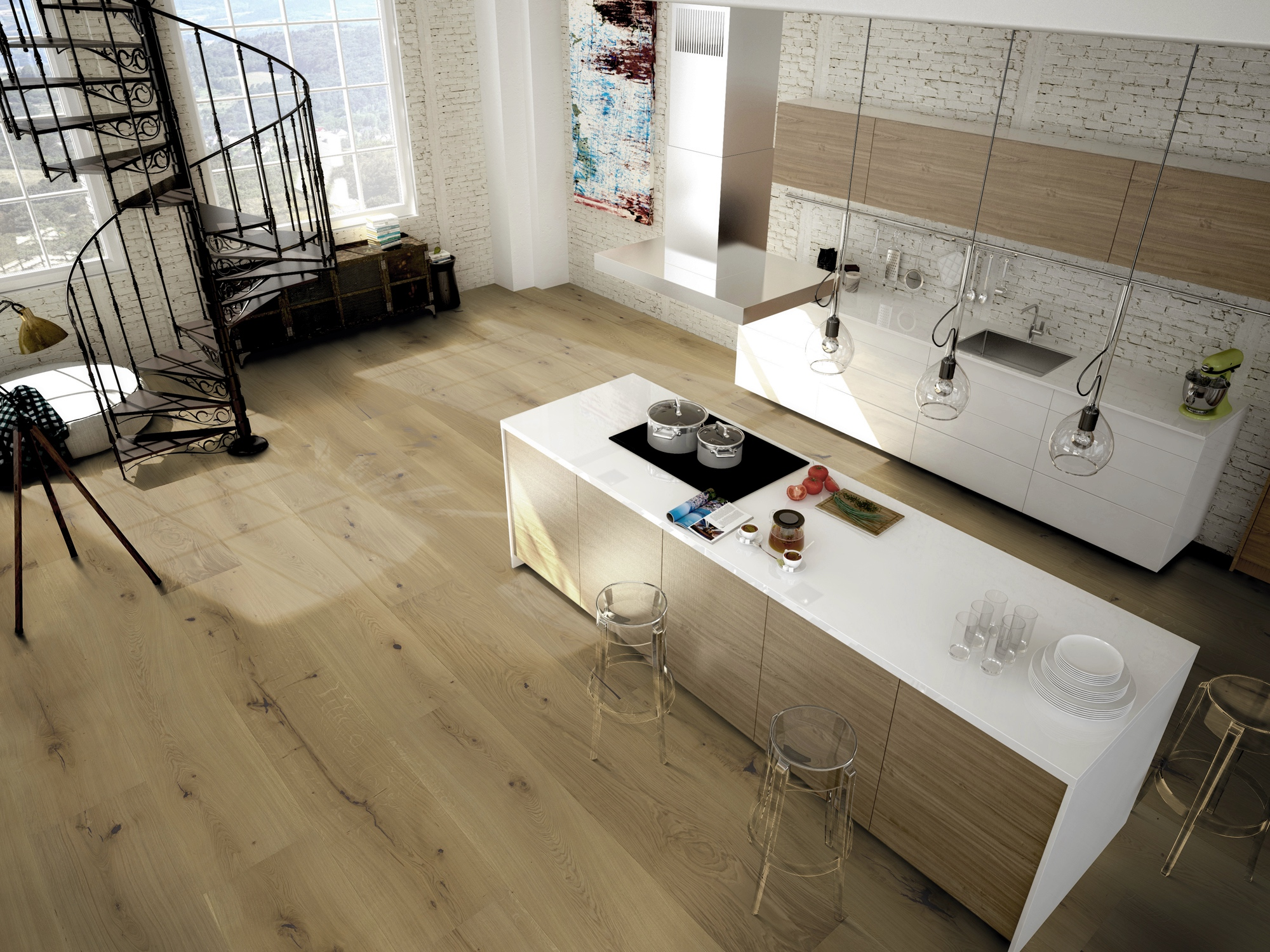 CLASSIC OAK FLOORS